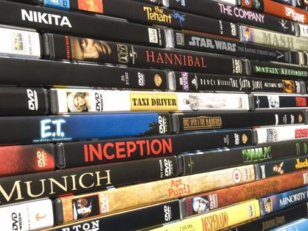 Photo of DVDS